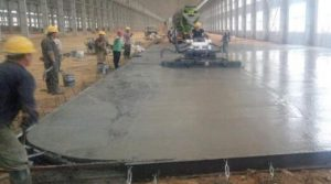 quality control during concrete construction